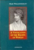 Book Cover for A Vindication of the Rights of Woman by Mary Wollstonecraft
