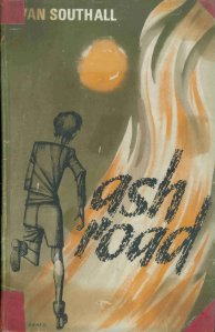 Book Cover for Ash Road by Ivan Southall