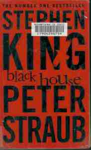 Book Cover for Black House by Stephen King and Peter Straub