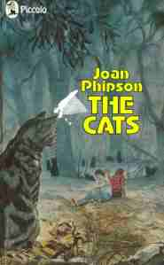 Book Cover of The Cats by Joan Phipson
