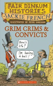 Grim Crims and Convicts