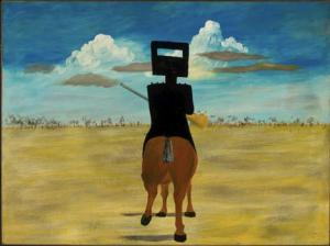 Sidney Nolan: Mask and Memory