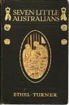 Seven Little Australians by Ethel Turner book cover