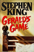 Geralds Game by Stephen King book cover