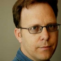Potrait of australian fantasy author Garth Nix