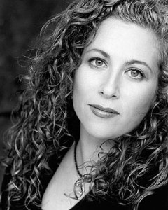 Portrait of popular author Jodi Picoult