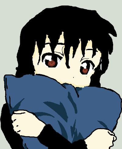 anime pillow hug!!