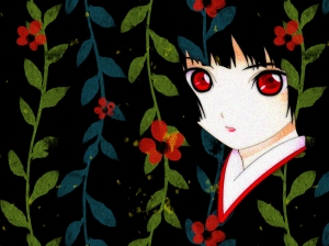 Ai Enma jigoku shoujo girl from hell