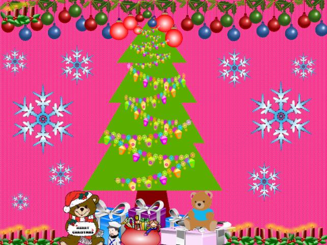 Merry Christmas Visual Journal