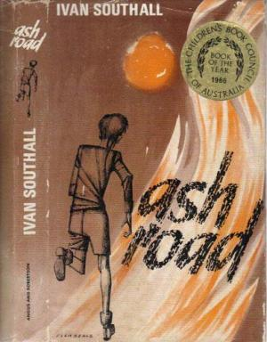 Ash Road, Ivan Southall, Cover