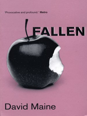 Fallen, David Maine, Book Cover
