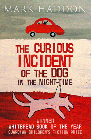 The Curious Incident of the Dog in the Night-Time, Mark Haddon, cover