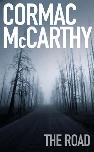 The Road, Cormac McCarthy, cover