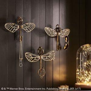 Flying Key Jewellery Hooks