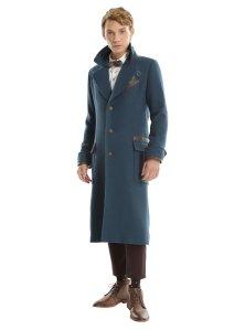 Newt Scamandar Overcoat