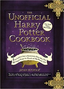 The Unofficial Harry Potter Cookbook cover