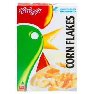 Box of Kellogg's Cornflakes