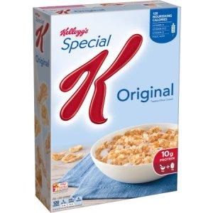 Box of Kellogg's Special K Original