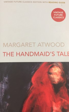 Book Cover of The Handmaid's Tale by Margaret Atwood