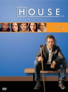 House M.D. Season 1 DVD Cover
