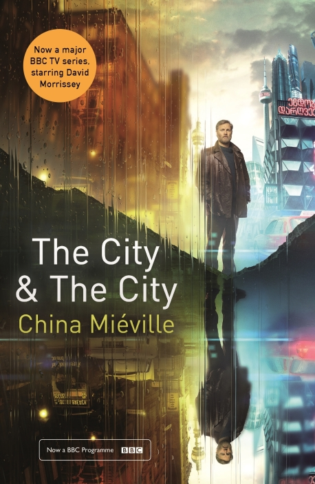 Book Cover - The City & The City by China Mieville